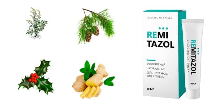 ремитазол состав
