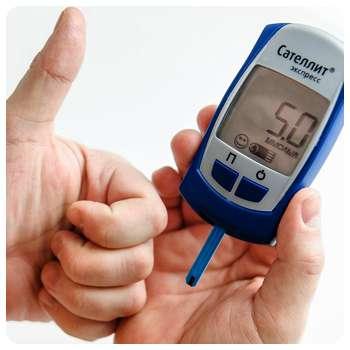 гликерон восстанавливает уровень сахара в крови